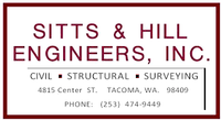 Sitts & Hill Engineers, Inc. Logo